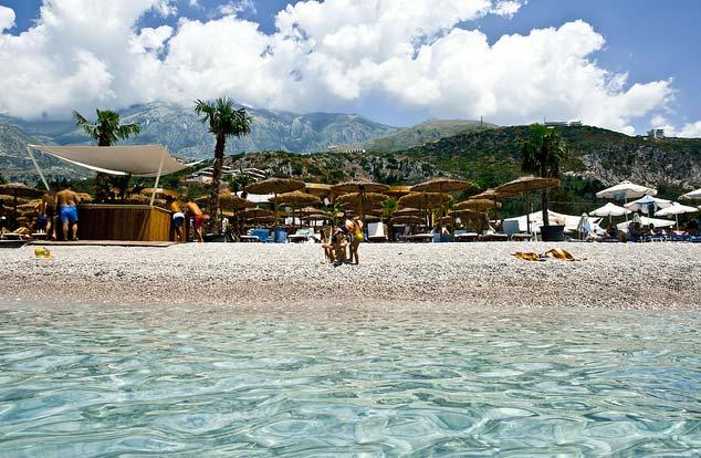 The Guardian: Plazhi i Drimadhes, një ndër më të bukurit në Evropë ...
