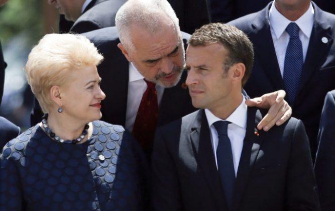 """S'jemi gati, pse e doni BE"", Zaev zbulon prapaskenat e bisedës Rama-Macron"