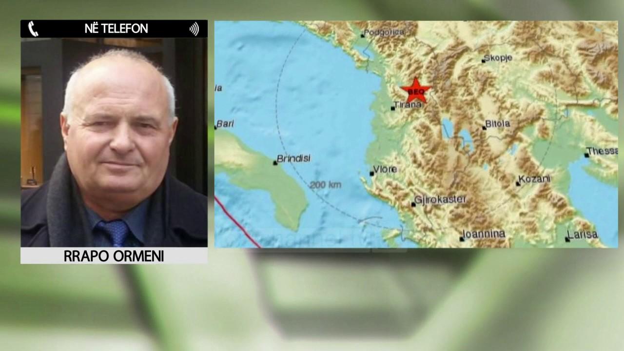 Sizmiologu tregon sa do zgjasin tërmetet: Deri tani, Shqipëria është lëkundur 516 herë