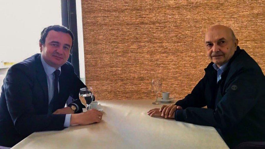Kurti e Mustafa nisin nga puna për rrëzimin e qeverisë Haradinaj