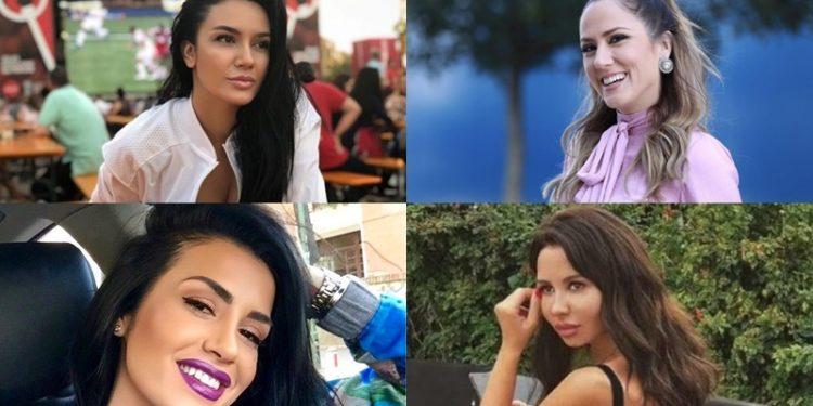 Vajzat e televizionit që gjetën dashurinë pas divorcit (foto)