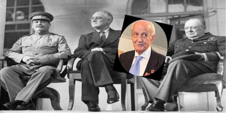 Njihuni me agjentin sovjetik që i shpëtoi jetën Churchillit, Rooseveltit dhe Stalinit