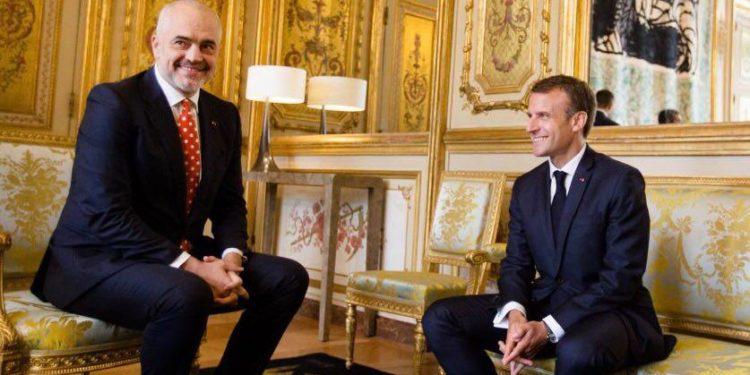 Rama: Biseda ime 55 minutëshe me presidentin Macron