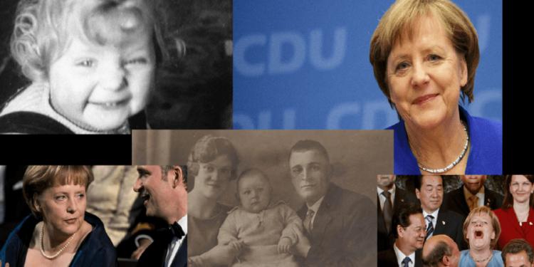 Nga vajza e një prifti në femrën më të fuqishme të botës, udhëtimi i Merkel drejt majave të pushtetit