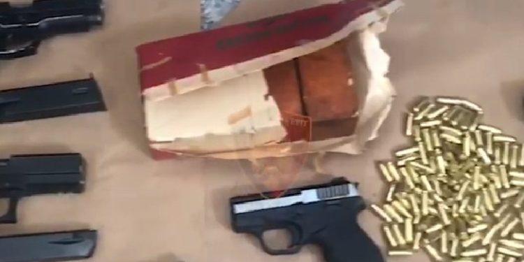 Pranga kosovarit në Elbasan, trafikonte armë nga Serbia drejt Shqipërisë