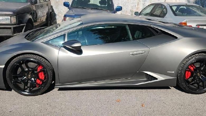 Pranga elbasanasit në Tiranë, lëvizte me Lamborghini 250 mijë euro të vjedhur në Gjermani