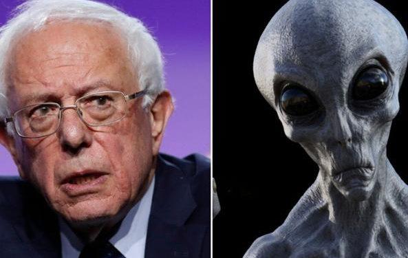 Kandidati presidencial: Po u zgjodha, do t'ju them gjithçka për alienët!