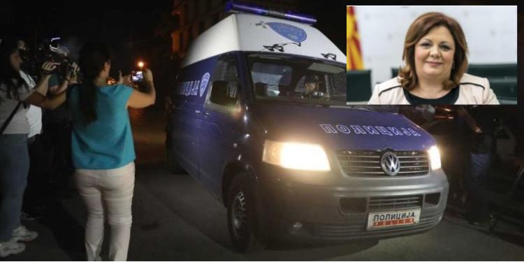 Prokurorja speciale e Maqedonisë në depresion, Janevës i japin ilaçe në qeli