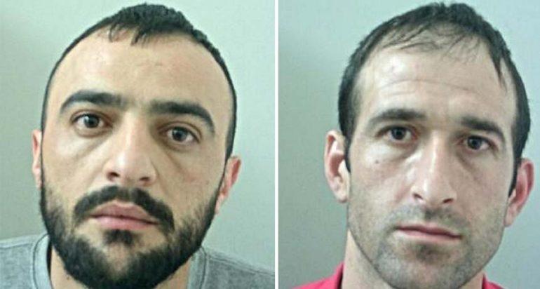 Britani/Shqiptarët i tradhëton era e fortë e drogës, dalin emrat