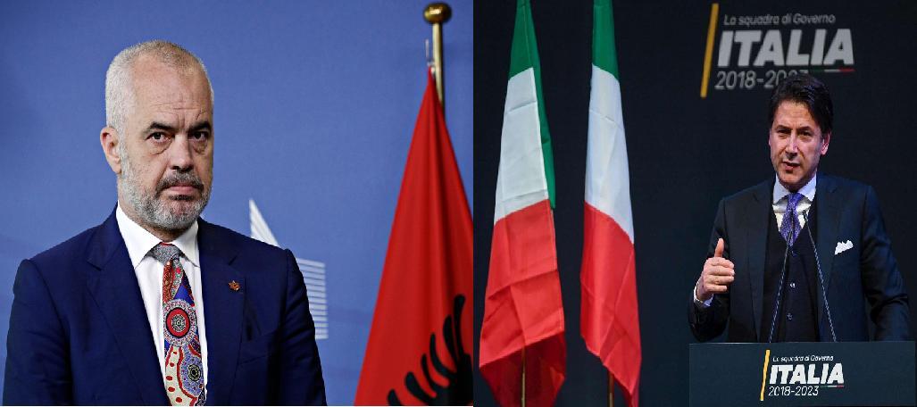 Kryeministri italian telefonon Ramën pas tërmeteve: I gatshëm për të ndihmuar Shqipërinë