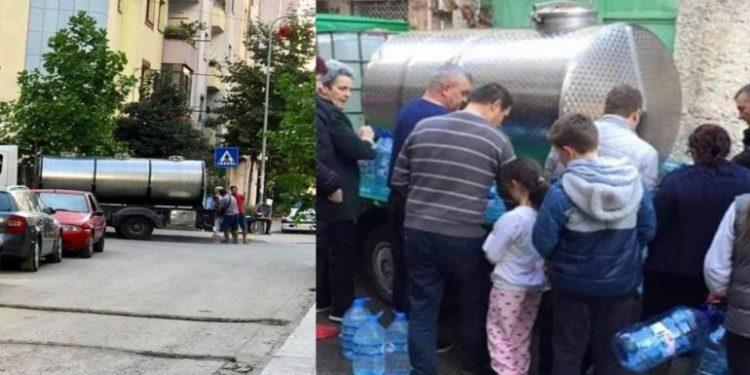 PD akuzon për ujin: Nga Blloku te Myslym Shyri probleme me ujin e pijshëm