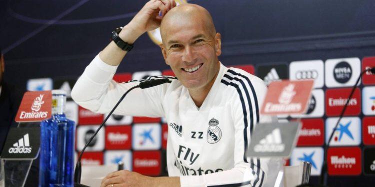 Villarreal-Real Madrid, Zidane ndryshon ekipin