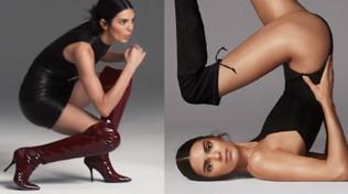 Jenner, imazhi i Stuart Weitzman, josh me akrobaci