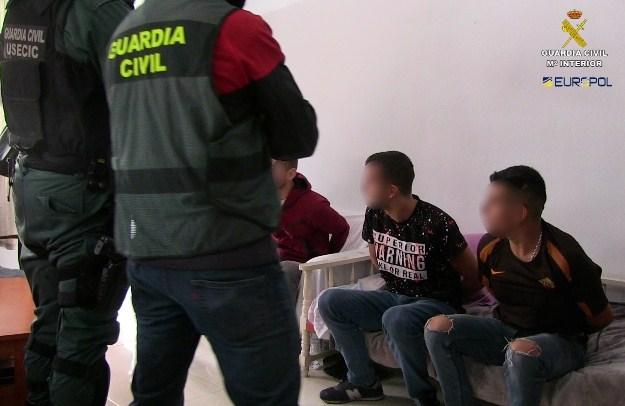 FOTO/ Kush është truri i grabitjes së futbollistëve të Realit, pjesë e grupit që vrau policin e RENEA-s në 2001