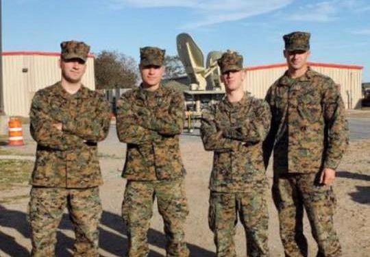 Njihuni me katër shqiptarët, pjesë e marinës amerikane