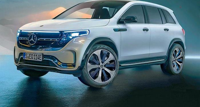 Mercedes EQB prezanton suvin e ri 100% elektrik, fotot mbresëlënëse