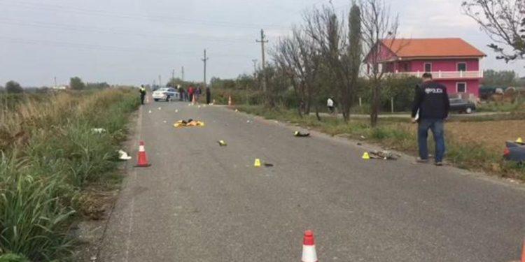 Aksident i rëndë në Lezhë-Shkodër/ Makina përplaset me motorin, humb jetën një person