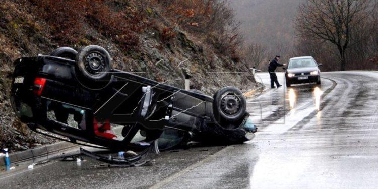 Përgjaken rrugët e Kosovës, tre viktima në aksidente