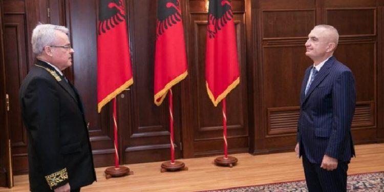 Drejtuesi rus i 'Sigurisë së Informacionit' vjen si ambasador në Shqipëri, Meta e priti në një takim 3 ditë më parë