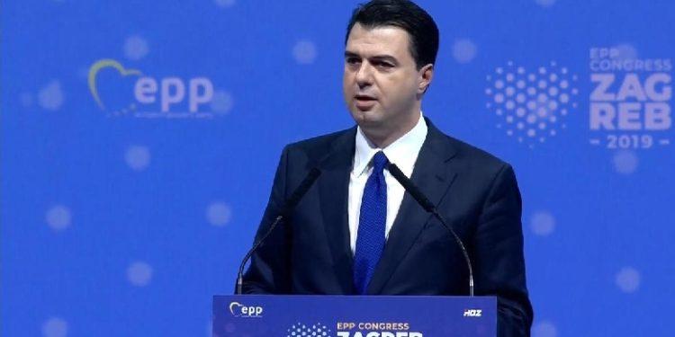 Basha prezanton në PPE vizionin për Shqipërinë Europiane: Qeveria Rama dështoi me çeljen e negociatave
