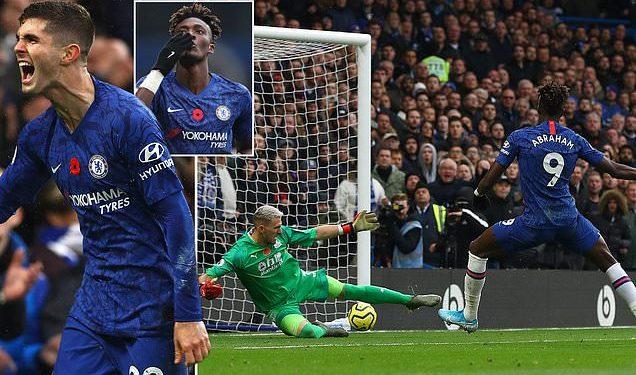 VIDEO/ Chelsea triumfon ndaj Palace dhe fluturon i dyti!, VAR shpëton Tottenham nga humbja