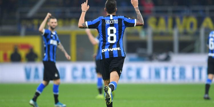 VIDEO/ Inter fiton me vuajtje kundër Veronas me një supergol të Barrelas