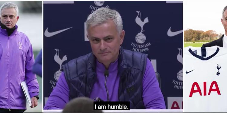 """Mourinho mbetet gjithmonë karizmatik/ Portugezi habit gazetarët, heq dorë nga """"Special One"""""""