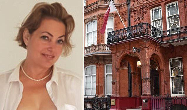 """""""Iu lutën për seks dhe i kërkuan të organizonte orgji""""/ Sekretarja e ambasadës së katarit në Londër kompensohet me 390 mijë paundë"""