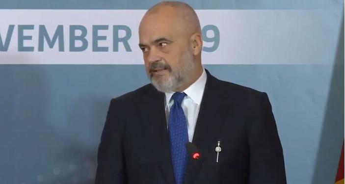 """""""Takimi i radhës në Durrës""""/ Rama: Kosova u vetëpërjashtua, Shqipëria s'ka ndërruar qëndrim ndaj Serbisë"""""""