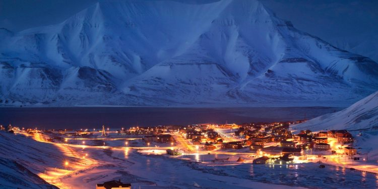 FOTO/ Qyteza norvegjeze ku mund të shkojë kushdo për punë, pa pasur nevojë për vizë