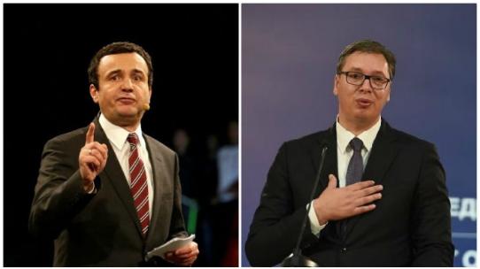 Kurti i përgjigjet Vuçiç: Gjenocidi, varret masive dhe masakrat janë e vërteta e Serbisë