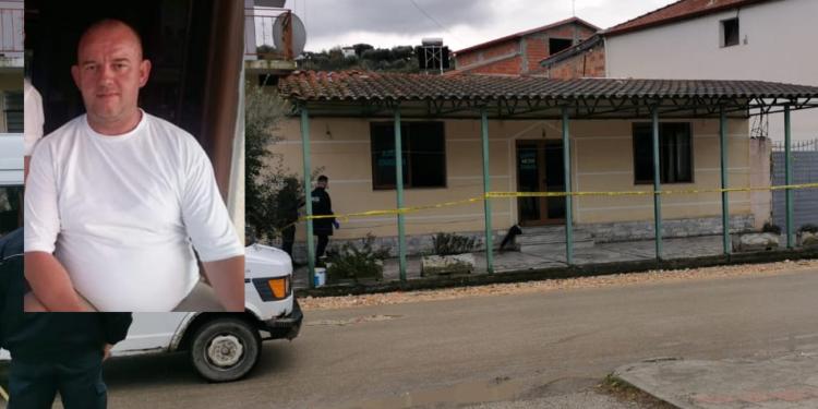 FOTO/ U gjet i vrarë në lokal, kush është 52-vjeçari, vëllai i krahut të djathtë të Aldo Bares dhe ish-anëtari i bandës së Lushnjes