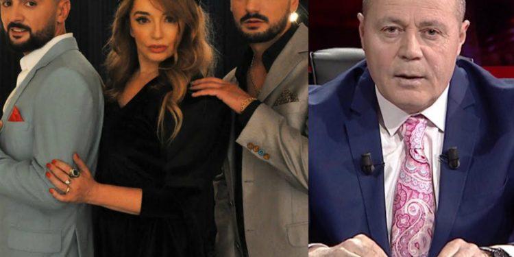 I quajti tekstin miserabël, këngëtari replikon me Mustafa Nanon: Nuk është muzikë qebaptoresh…