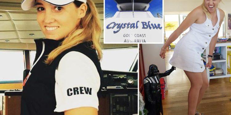 FOTO/ Përplasi jahtin luksoz, 26-vjeçarja merr në qafë kapitenin teksa bënin dashuri