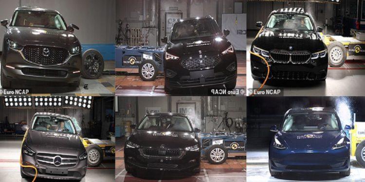 Kanë sisteme ndihmëse të drejtimit, këto makina janë vlerësuar si më të sigurtat e vitit 2019 (Foto)